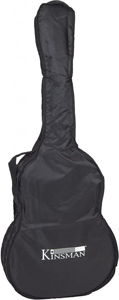 Accesorios guitarra flamenca: funda de guitarra