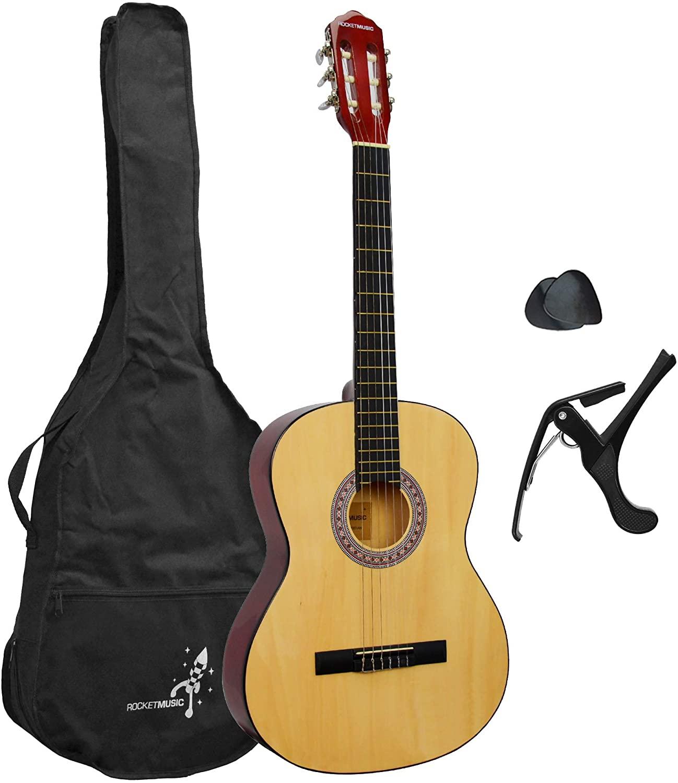guitarra flamenca pack