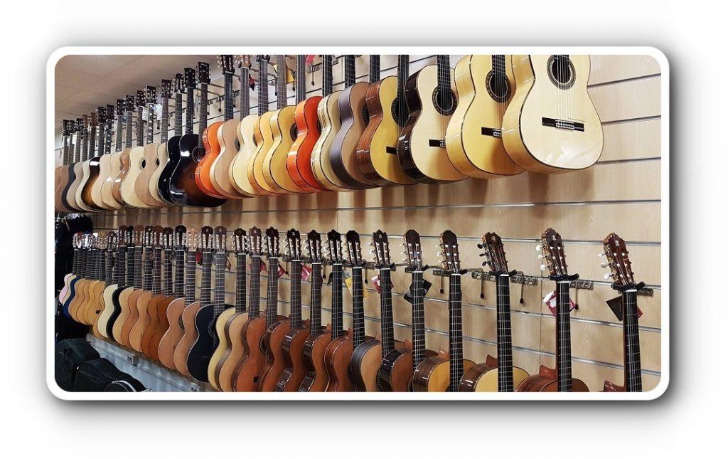 Consejos para elegir guitarra flamenca 2021