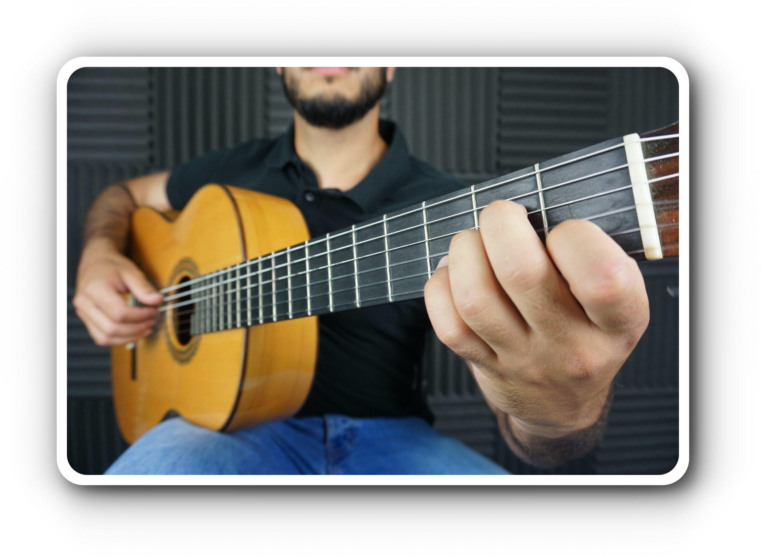 Cursos de guitarra flamenca online